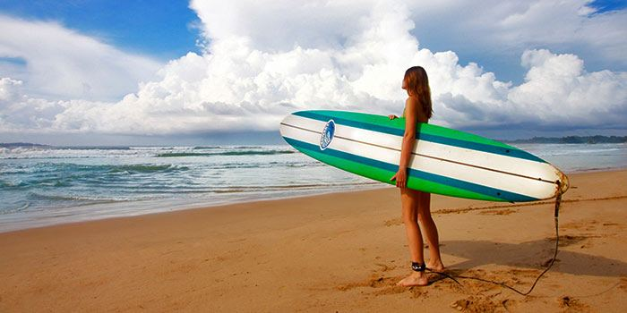 Surfing in Sri Lanka - Things To Do in Sri Lanka