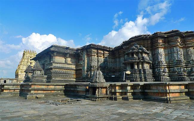 South India Temple - Belur Chennakesava Temple