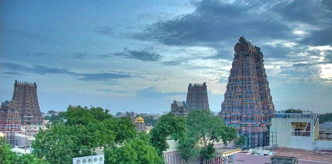 Sri Meenakshi Temple - Madurai