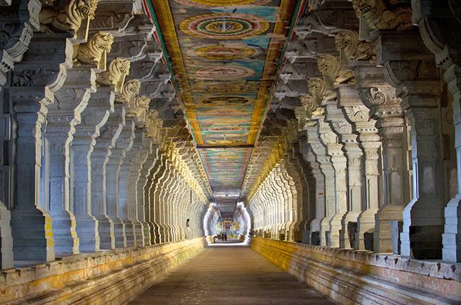 Ramanathaswamy Temple - Rameswaram