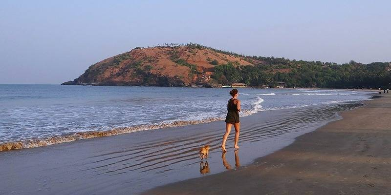 Things to do in Goa - Walk on beach