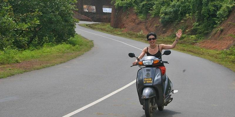 Things to do in Goa - Ride a Motorcycle