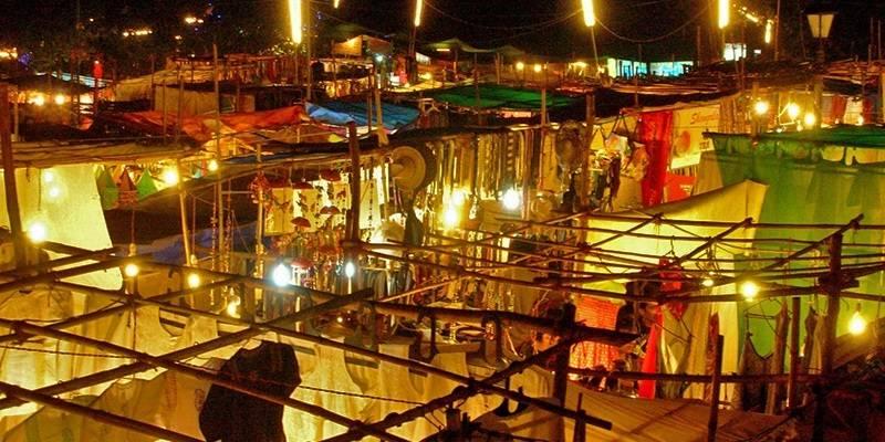Things to do in Goa - Flea market & night market