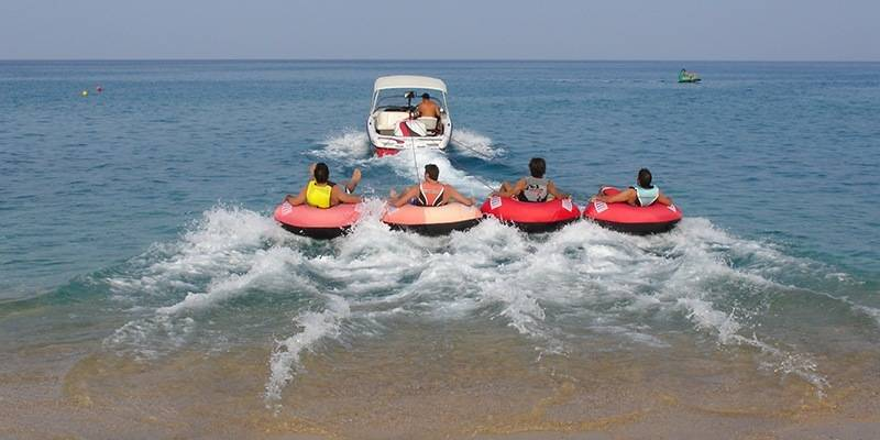 Things to do in Goa -Water sports in Goa
