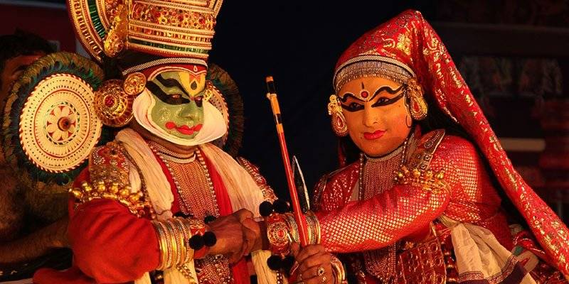 Top things to do in Kerala - Kathakali Dance