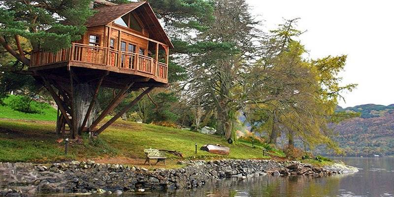 Top things to do in Kerala - Tree House