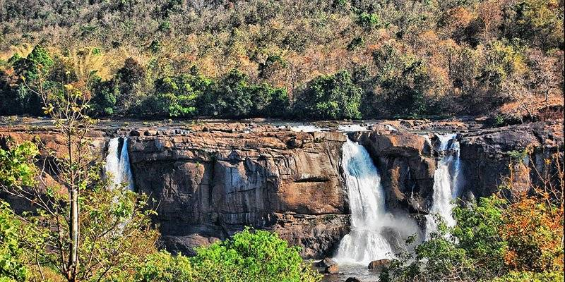 Top things to do in Kerala - Visit Waterfalls