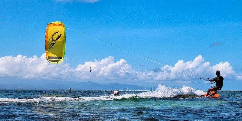 Things To Do in North Goa - Kite Surfing