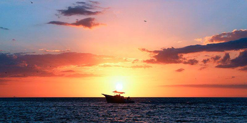 Things To Do in North Goa in Sunset Cruise