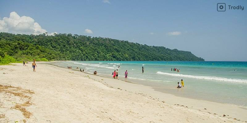 Ultimate Travel Guide to Andaman Islands - Radhanagar Beach, Havelock