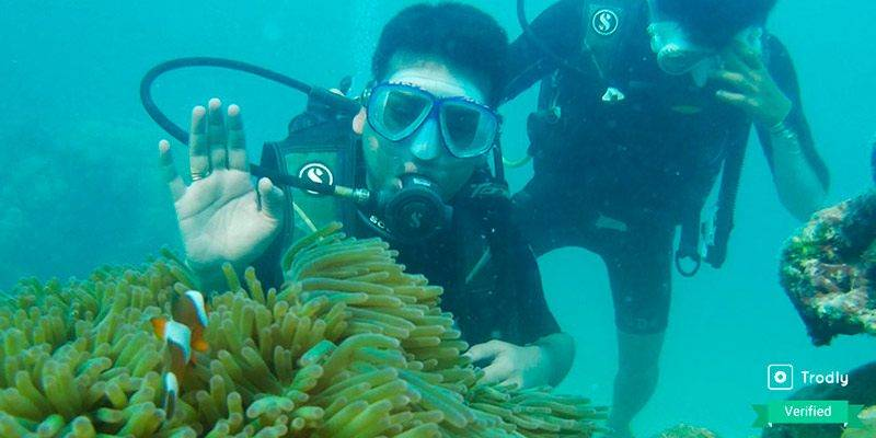 Ultimate Travel Guide to Andaman Islands - Scuba Diving in Andamans