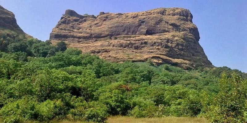 Treks and Hikes around Pune & Mumbai - Ghangad Fort