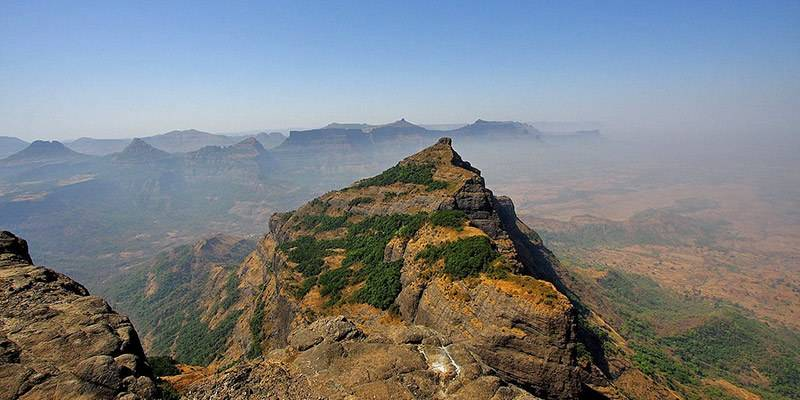 Treks and Hikes around Pune & Mumbai - Harishchandragad Fort