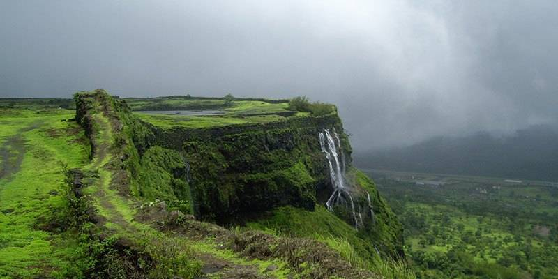 Treks and Hikes around Pune & Mumbai - Korigad Fort