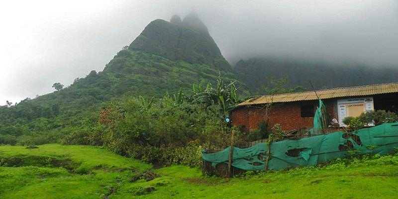 Treks and Hikes around Pune & Mumbai - Prabalgad Fort