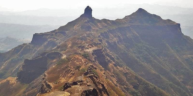 Best Treks around Mumbai and Pune - Torna Fort