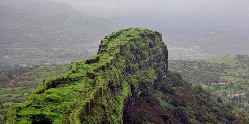 Treks and Hikes around Pune & Mumbai - Lohagad Fort