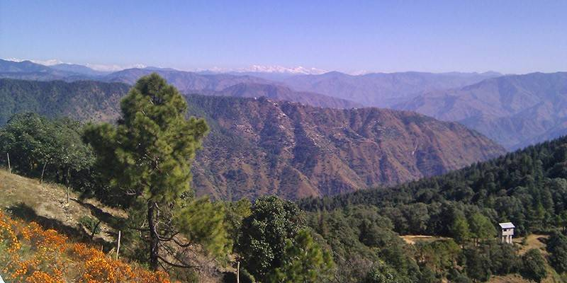 Weekend Getaways from Delhi - Chail